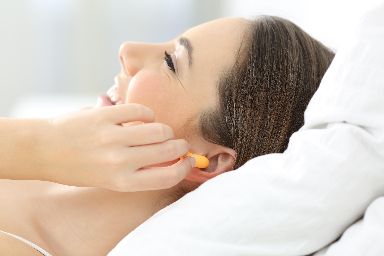 安眠できる耳栓選びのポイント-フィット感